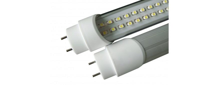 TUBOS LED. Encuentra en nuestra tienda TUBOS fluorescentes LED para lo que necesites. Podrás comprarlos a un precio inmejorable.
